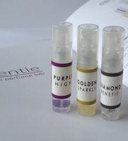 sample set escentie parfum. Aarding