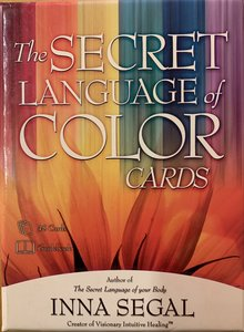 secret language of color cards