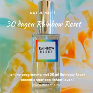 30 dagen Rainbow Reset
