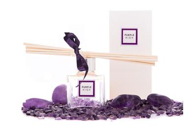 escentie reeds Purple High